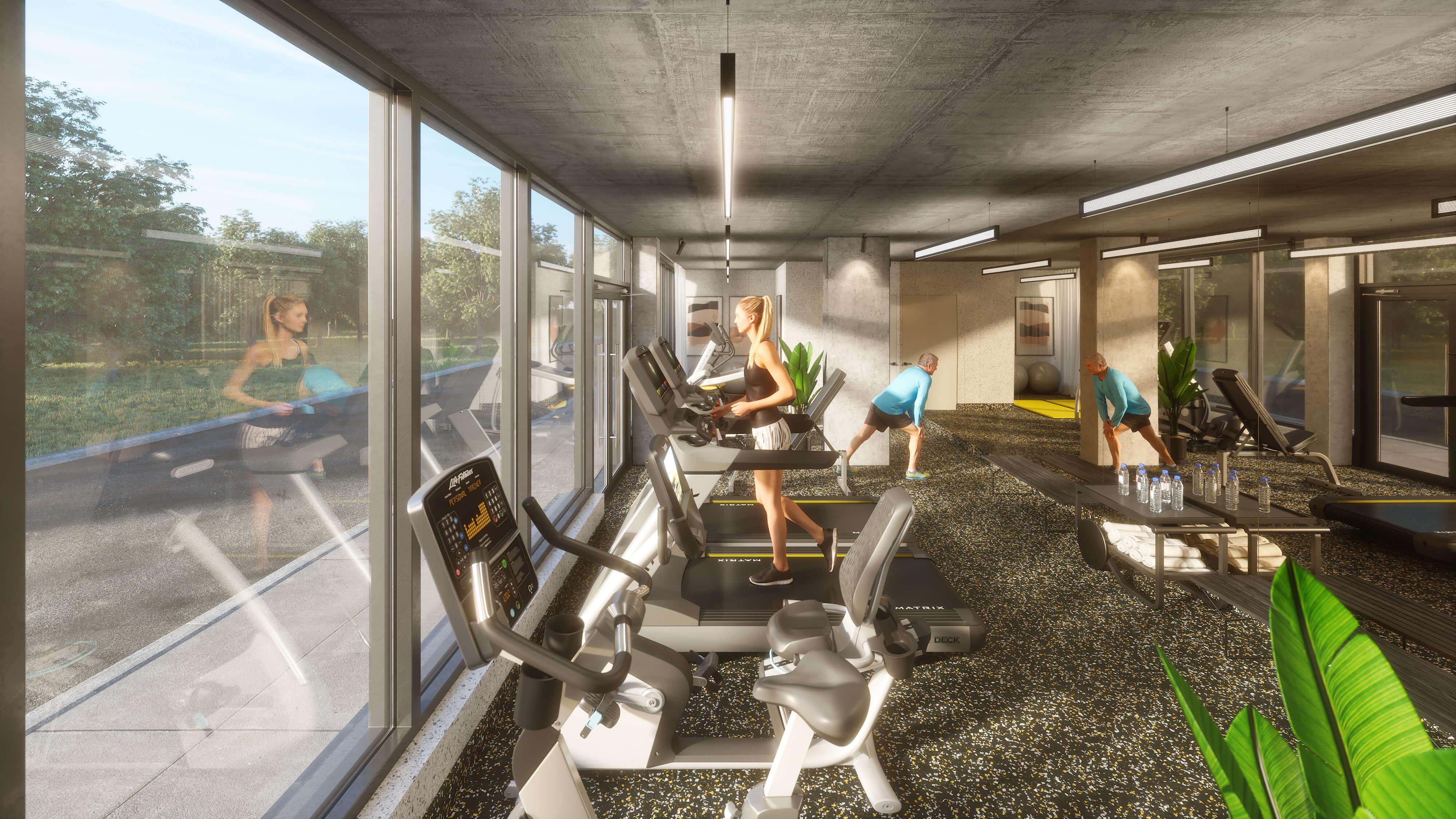 Gym privé